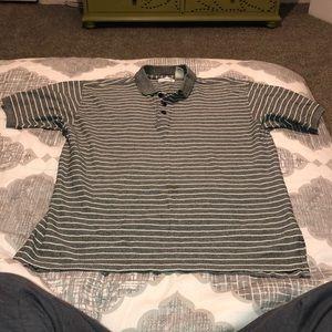 Claiborne polo shirt
